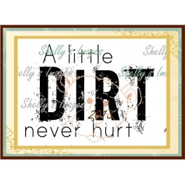 Dirt Sentiment